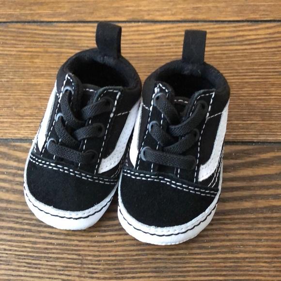Vans Shoes   Vans Infant Old Skool Crib